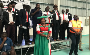 Meet The First Woman to Ever Lead A Namibian Political Party