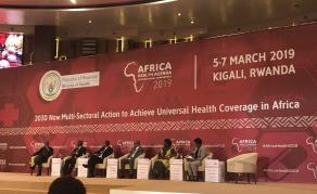 La couverture sanitaire universelle comme objectif d'Africa Health 2019