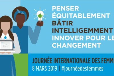 Journée internationale des femmes 2019