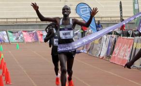 Bett, Kipkoech Win Kenya's Beyond Zero Marathon