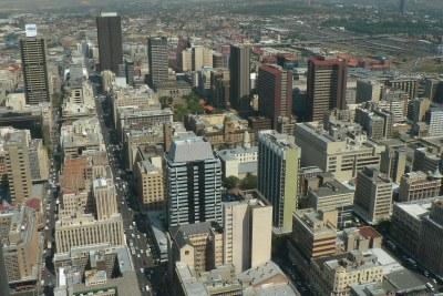 Johannesburg, Joburg.
