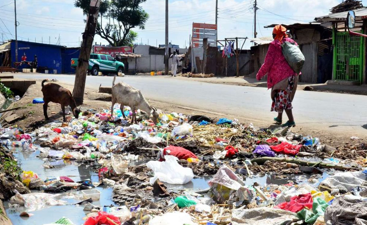 Kenya: Here's a Viral Challenge Which Kenyans Are Reluctant to Take Up