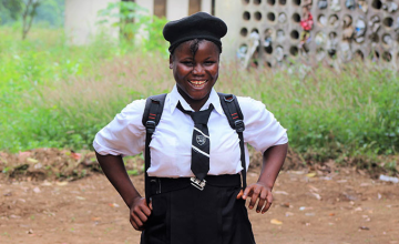 Helping Young Women to Stay in School in Sierra Leone