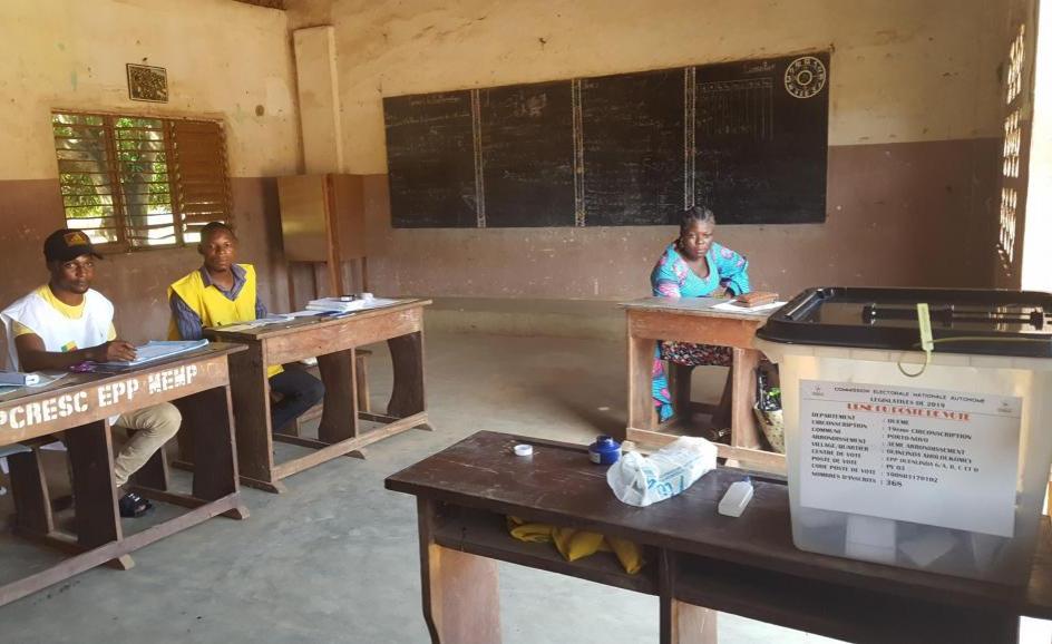 Benin: No Opposition, No Internet - Benin Election Raises Fears of Authoritarianism