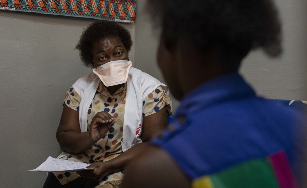 Treating HIV In Mozambique's Cyclone-Devastated City