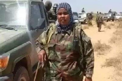 Major Fatuma Ali