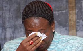 Tears, Prayers, Heckling at Farewell to Tsvangirai's Daughter