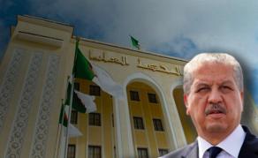 Abdelmalek Sellal placé en détention provisoire en Algérie