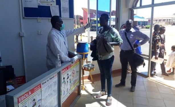 DRC EBOLA outbreak spreads to Goma