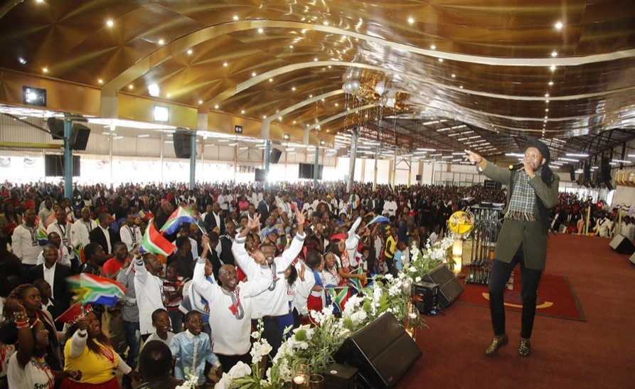 Zimbabwe: Reactions to Winky D's Perfomance At Prophet Walter Magaya's Ministries