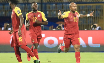 Cameroon Off to a Good Start at AFCON
