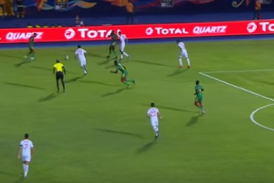 Mauritania play Tunisia on July 2, 2019.