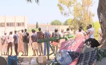 Libyan Guards Shot at People Fleeing Air Strikes - UN Report