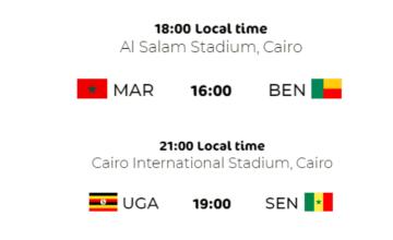 CAN 2019 - Le Maroc et le Sénégal à l'épreuve du Bénin et de l'Ouganda