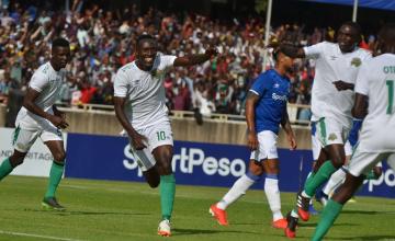 Kariobangi Sharks Sink Everton in Nairobi International Friendly