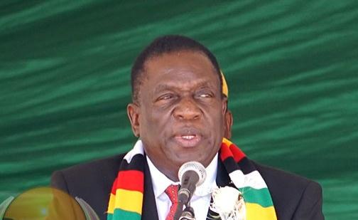 Zimbabwe: Reformer Mnangagwa Leaves U.S. Unsure