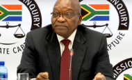 Zuma Threatens to Withdraw from Testifying at Corruption Inquiry