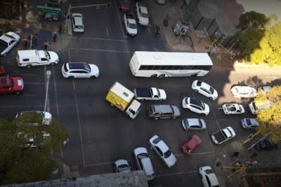 Traffic in Tshwane (file photo).