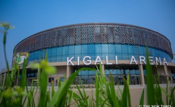 Check Out Kigali Arena Where NBA's Africa Final Will Be Held