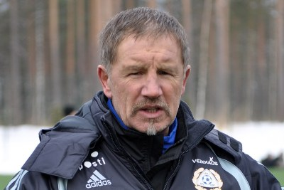 Former Bafana coach Stuart Baxter (file photo).