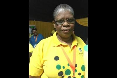 eThekwini Mayor Zandile Gumede (file photo).