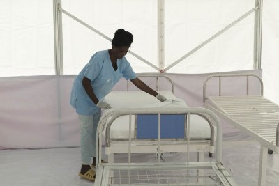 9 Year Old Tests Positive For Ebola in Uganda