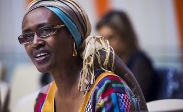 L'Ougandaise Winnie Byanyima nommée Directrice exécutive de l'ONUSIDA