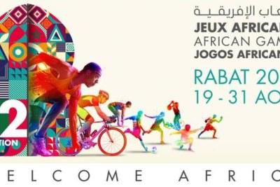 12ème édition des Jeux africains au Maroc