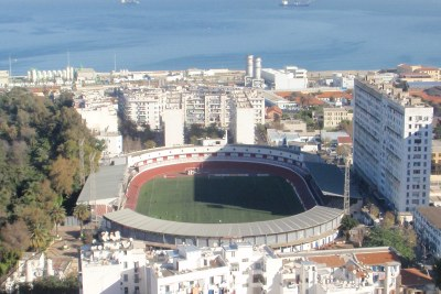 The August-20 Stadium in Algiers