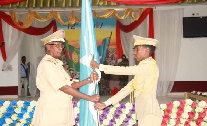 New Somali Army Chief Makes History as He Takes Charge