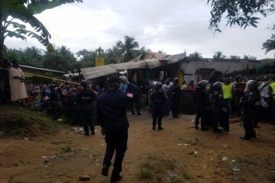 Liberia Buries Dozens of Students After Fire at Islamic School