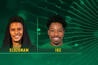 Big Brother gave us a double eviction as Elozonam and Ike took their last steps in the Pepper Dem journey.