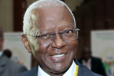 Dr. Babacar N'diaye, the fifth president of the African Development Bank (May 1985 to August 1995), who supported the establishment of many African institutions, including Afreximbank and the African Business Roundtable.