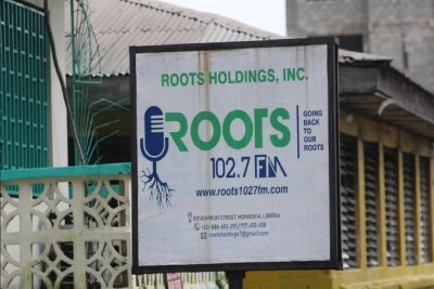 Local radio station Roots FM