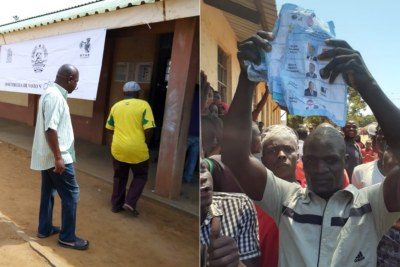 Participation mitigée aux élections au Mozambique.