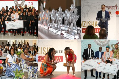 The 2019 Anzisha Prize awards took place in Johannesburg on October 22 where the grand prize winner was announced.