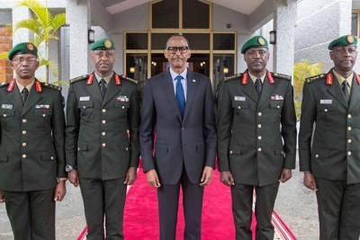 Kagame Sends Stern Warning to Those Trying to Destabilise Rwanda