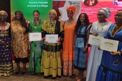Les Femmes leaders s'engagent pour l'inclusion financière et l'entrepreneuriat des jeunes filles en Afrique