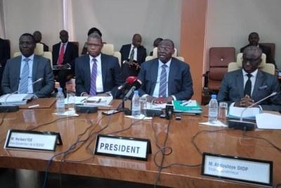 Réunion du Comité de Politique Monétaire de la BCEAO, le mercredi 4 Décembre 2019 à Dakar