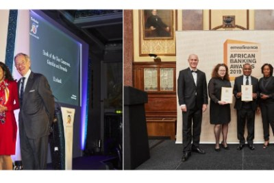 The Banker and EMEA Finance Awards in London