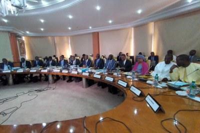Conseil des Ministres de l'UEMOA, le 20 Décembre 2019 à Dakar