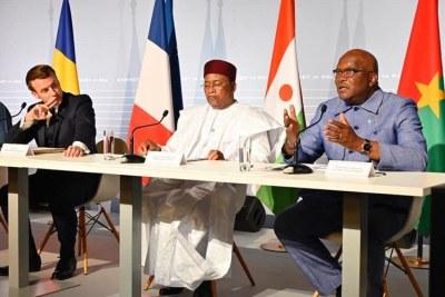 Sommet du G5 à Pau