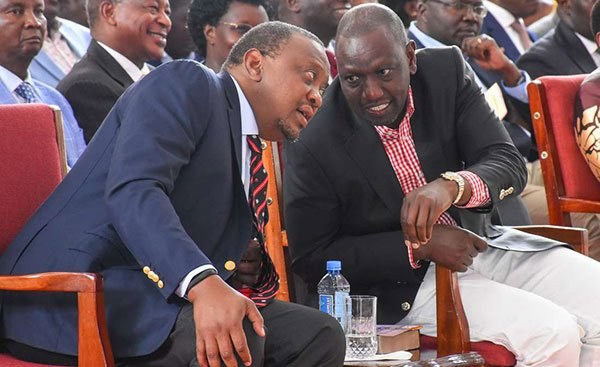 Kenya: William Ruto Vows to Stick With Kenyatta Despite Storm in Jubilee Party