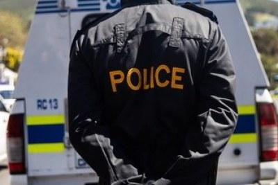 Policier (Illustration)