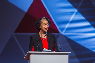 Corporate Council on Africa President and CEO Florizelle Liser