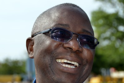 Dapo Olorunyomi, co-founder, CEO and publisher of Premium Times