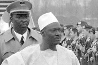 L'ancien président Moussa Traoré