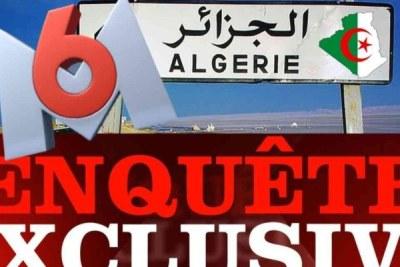 Documentaire de  M6 sur  l'Algérie