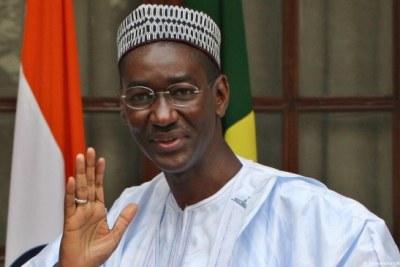 Moctar Ouané, nouveau Premier ministre
