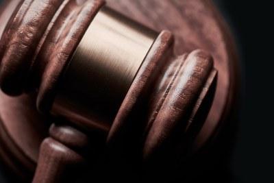 Judge's gavel (file photo)